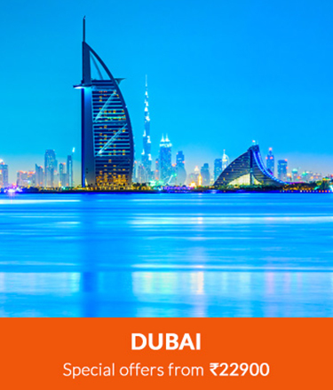 Book Dubai Holiday Packages Online