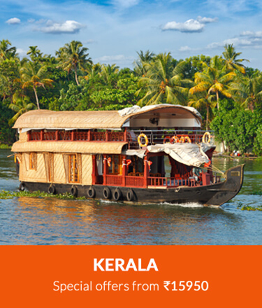 Book Kerala Holiday Packages