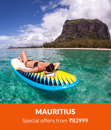 Book Mauritius Holiday Packages