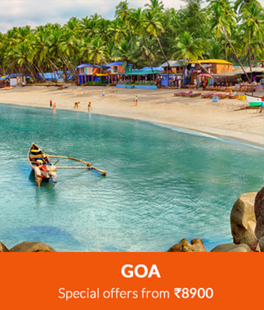 Book Online Goa Holiday Packages