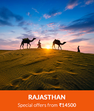 Book Rajasthan Holiday Packages Online